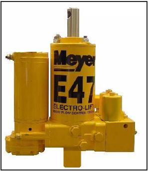 Meyer E-47 Electro-Lift snow plow pump